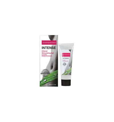 Intimate Organics Intense-Clitoral (30ml)