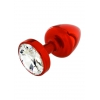 Diogol Anni Round Red T2