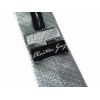 Fifty Shades of Grey Christian Greys Silver Tie