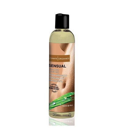 Sensual Cocoa Bean And Goji Berry Massage Oil 120ml
