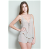 Lingerie Letters Dove Grey Cami sets