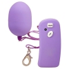 FeelzToys Lovers Choice - Remote Eggs - Purple