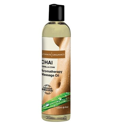 Chai Vanilla Massage Oil 120 ml