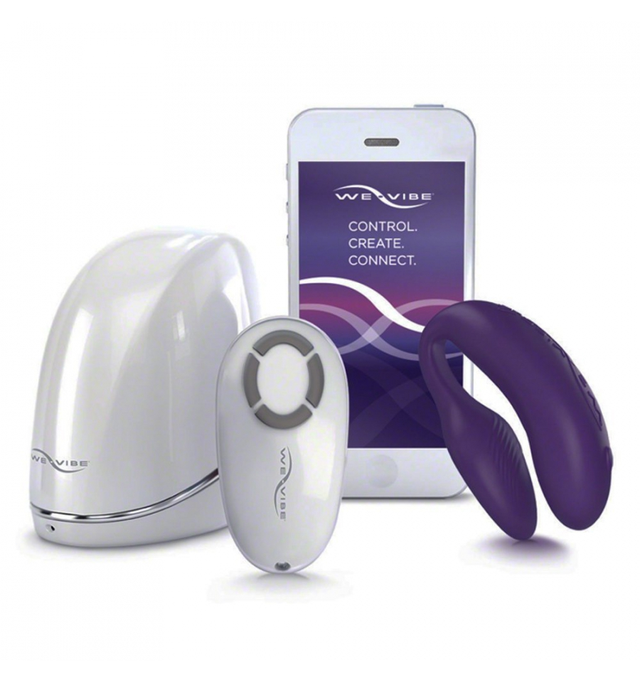New We-Vibe 4 Plus with App